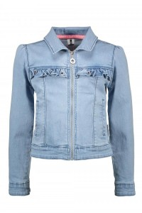 Girls_denim_jacket_with_puff_shoulder___ruffle_with_eyelets_on_CF_1